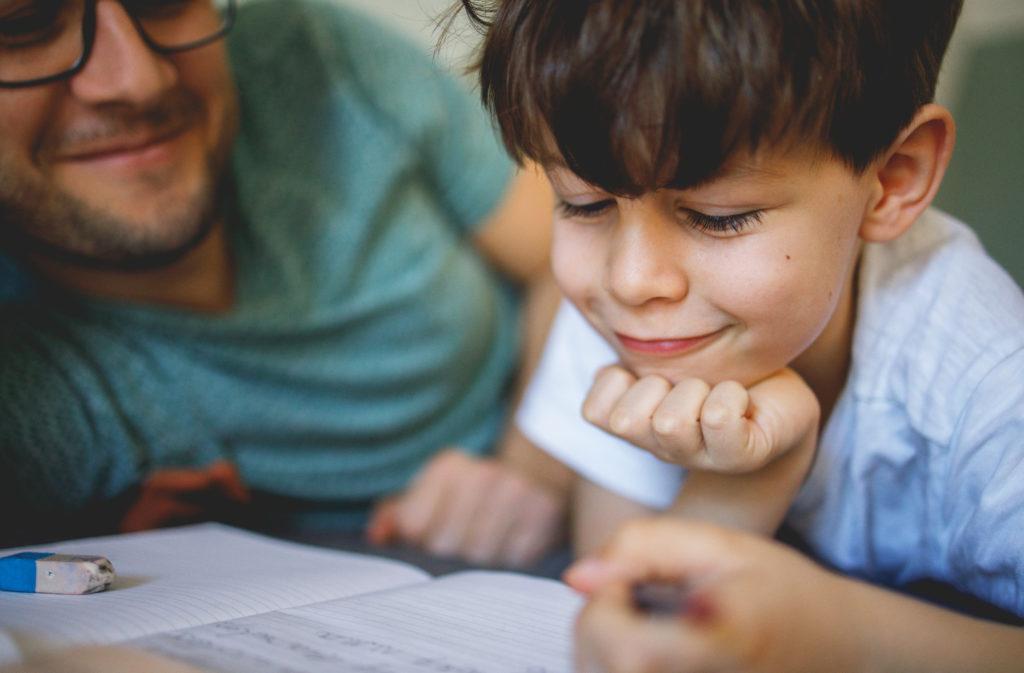 Сложный разговор с ребенком о важных вещах